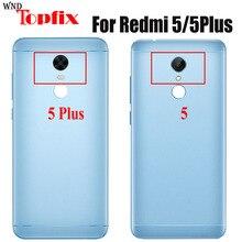Dành Cho Xiaomi Redmi 5 5Plus Nhà Ở Lưng Pin Ốp Lưng Với Công Suất Nút Âm Lượng Cho Xiaomi Redmi 5Plus 5 Pin Ốp Lưng