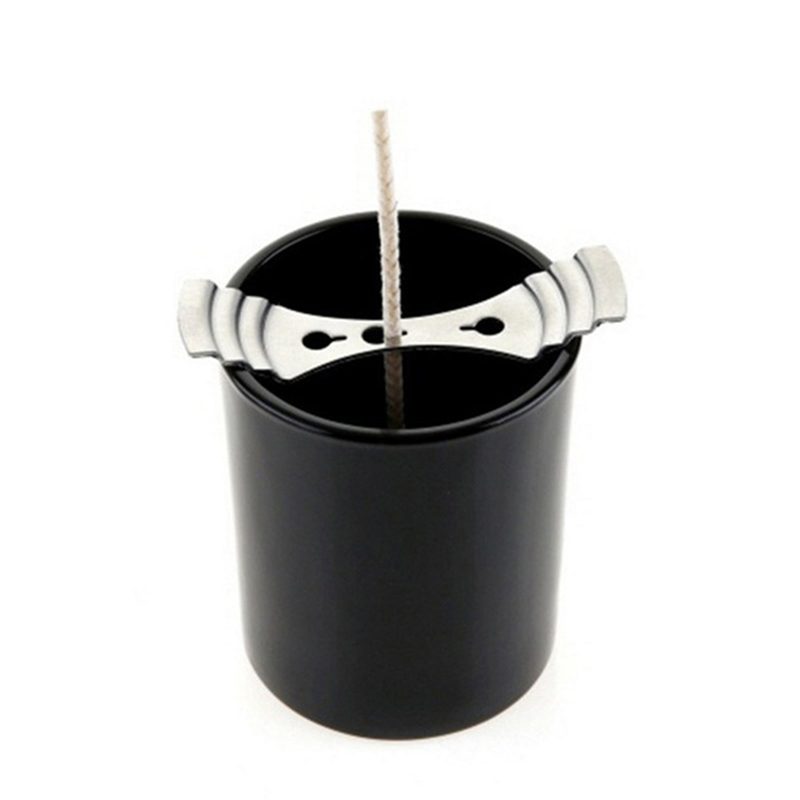 Metal Candle Wicks Holder Centering Device Candle Accessories