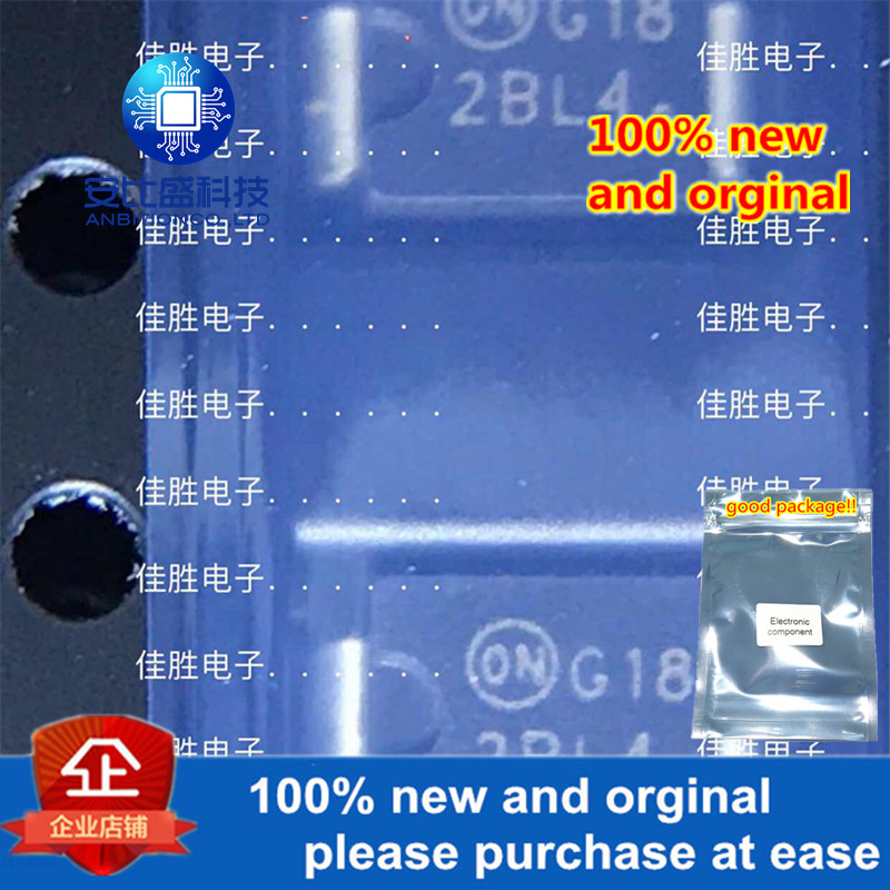 50pcs 100% New And Orginal MBRS240LT3G  2A40V Silk-screen 2BL4 In Stock