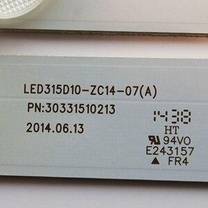 Image 5 - TV Lamps LED Backlight Strips For MYSTERY MTV 3223LT2 Bars Kit LED Bands LED315D10 07(B) 30331510219 LED315D10 ZC14 07(A) Rulers