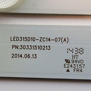 Image 5 - TV lambaları LED arka işık şeritleri için gizem MTV 3223LT2 bar... LED bantları LED315D10 07(B) 30331510219 LED315D10 ZC14 07(A) cetveller