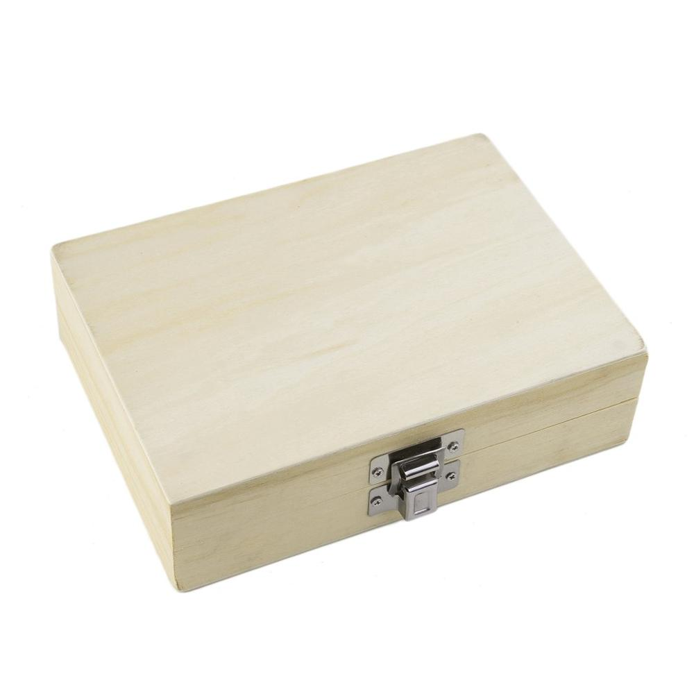 1/4(6.35mm) 15pcs Carbide Shank Wood Router Set Woodworking Cutter Trimming Knife Forming Milling Cutter Pack In Wood Case