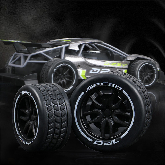 1:16 RC Drift Racing Car 2.4G 2WD Metal High Speed Remote Control 600mAh toys for kids children boys girls gift #C 5