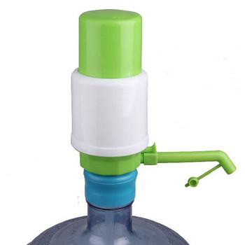 Przenośne pompy o pojemności 5 galonów butelkowanej wody pitnej prasa ręczna dozownik ręczny wymienny do ręcznego stosowania pod ciśnienieniem dozownik z pompką tanie i dobre opinie CN (pochodzenie) RUBBER