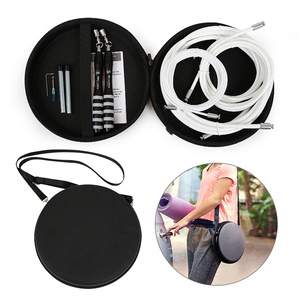 Image 5 - Weighted Jump Rope Set Crossfit Fitness Adjustable Fast clip Connection Rope Include 3 Ropes and Extra Weights for Fast & Heavy