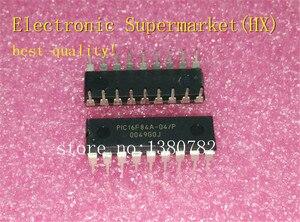 Image 1 - 送料無料 50 ピース/ロット PIC16F84A 04/P PIC16F84A PIC16F84 DIP 18 新オリジナル IC 在庫!