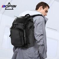 BOPAI männer Große Kapazität Rucksack 2020 Neue Reise Business Laptop Rucksack Funktion Männlichen Schule Taschen Für Sport Mountaining