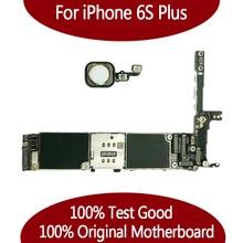 16GB / 64GB / 128GB עבור iPhone 6S בתוספת Mainboard 100% מקורי סמארטפון האם ללא מגע מזהה פונקציה טובה באיכות