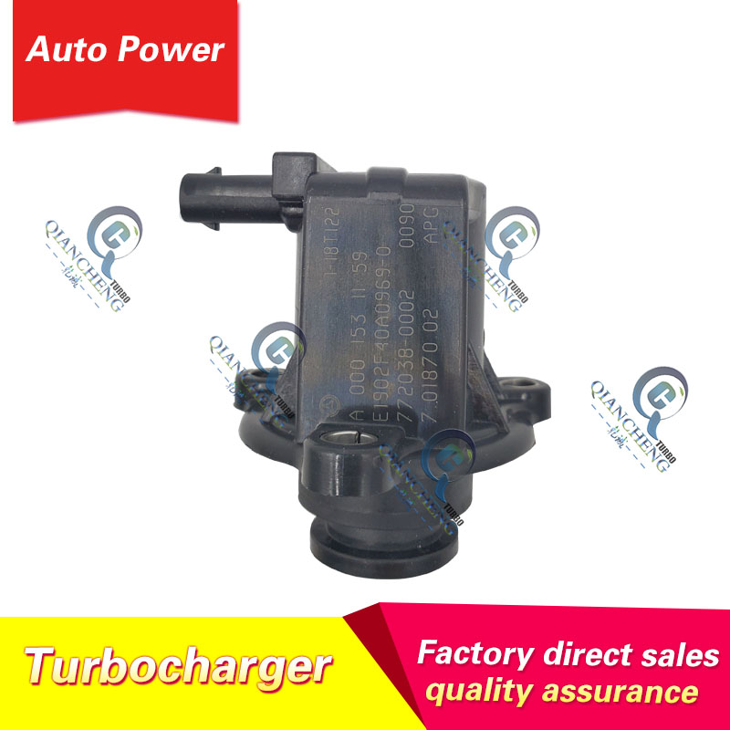 Charger Diverter Valve A0001531159 0001531159 FOR A207 C207 S204 S212 W204 W207 title=