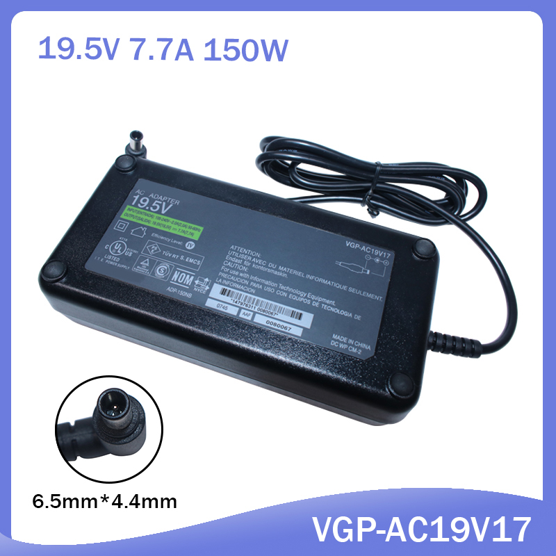 19.5V 7.7A 150W ADP-150TB C VGP-AC19V17 VGP-AC19V18 VGP-AC19V54 Laptop Ac Adapter Charger For Sony Vaio VPCL238FG VPCL239FW