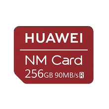 Scheda di memoria originale HUAWEI NM telefono cellulare Nano card con lettore di schede 2 in 1 64G 128G 256G capacità della scheda ad alta velocità