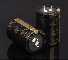 2 sztuk NICHICON KG typu I 63V10000UF 35x50mm złoty dostroić 10000UF 63V wzmacniacz audio filtrowania 10000 UF/63 V typu 1 10000u