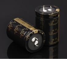 2PCS NICHICON KG Type I 63V10000UF 35x50mm Gold Tune 10000UF 63V audio amplifier filtering 10000UF/63V type 1 10000u