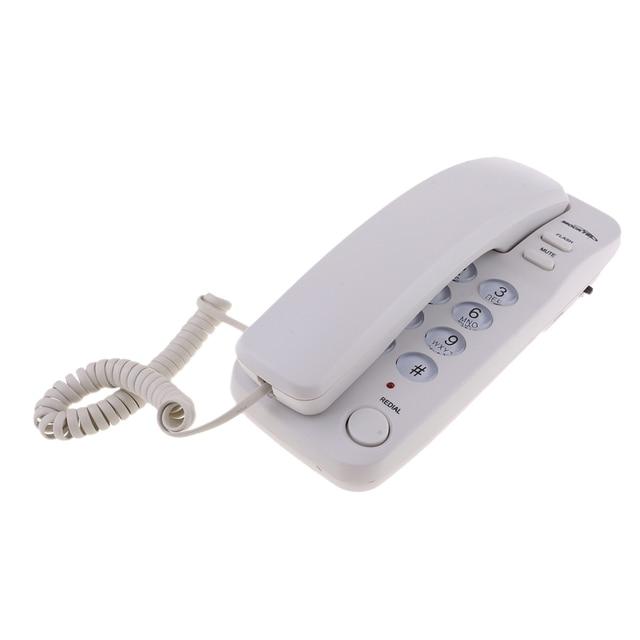 Портативный подвесной проводной телефон домашний настенный телефон офисный бизнес