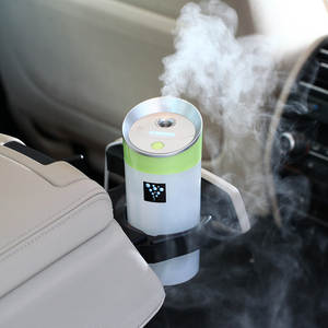 Car-Humidifier Small Creative Mini Fragrance Air-Cleaner Water-Replenishing-Instrument