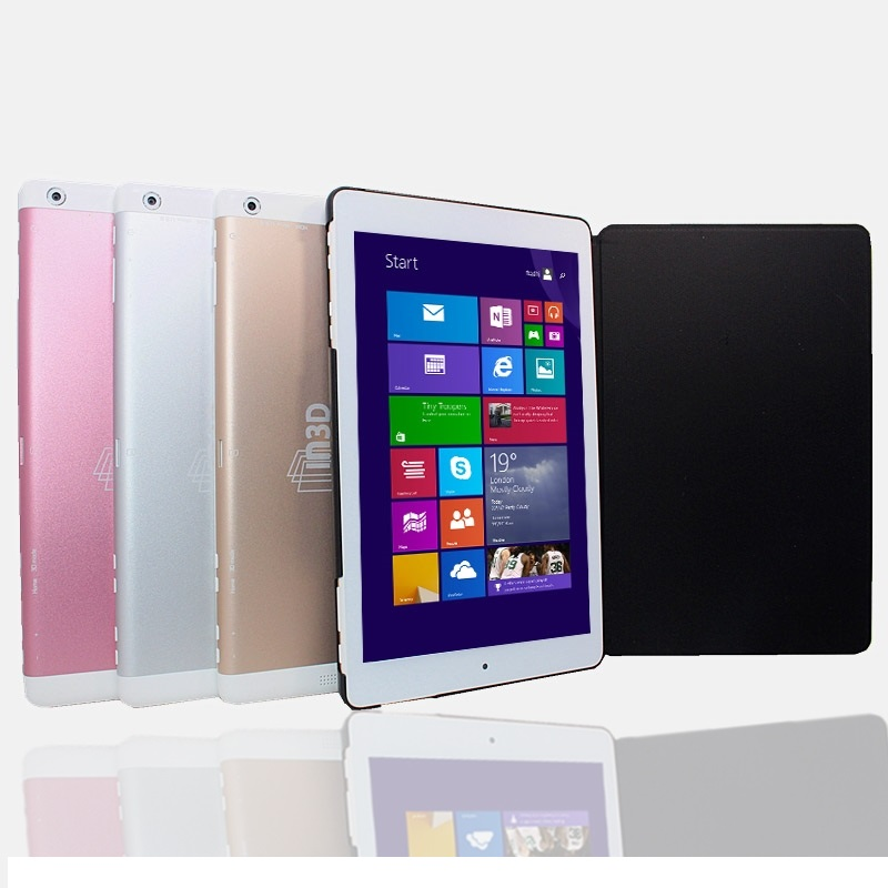 Gift Original Leather Case!  8.9 Inch Windows Tablet Intel Atom Z3735D 2GB DDR 32GB Flash Windows 10 PAD