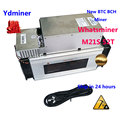 New Bitcoin mining whatsminer M21s 52T PSU ASIC SHA-256 miner Minerals mining machine farm Power supply mining BTC BCH