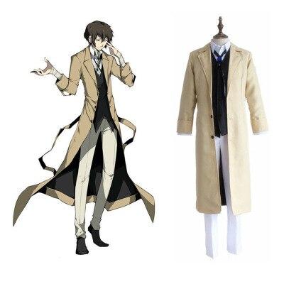 Bungo Stray Dogs Detective Anime Trench Coat