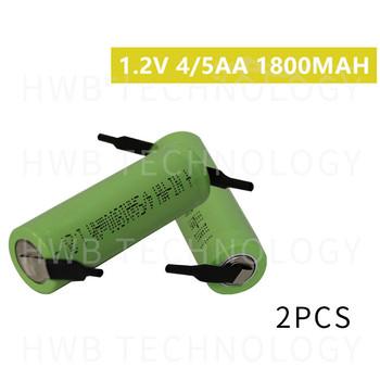 2 części partia KX oryginalny nowy 1 2V 4 5AA 1800mAh Ni-Mh 4 5 AA Ni Mh z pins darmowa wysyłka tanie i dobre opinie LYKYWON 1351-2199 mAh 4 5AA Band Welding Baterie Tylko 13 94*42 06(mm)