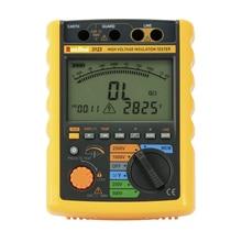 rk2681 5tohm 500v pointer megger insulation resistance tester 2500V Megger Insulation Tester 99.9G ohm with USB interface