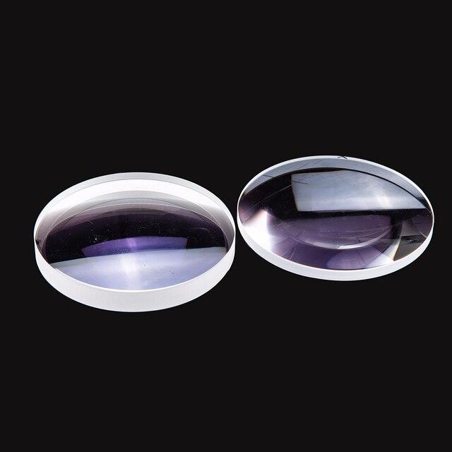 D90F500 D90F600 D90F900 D90F1000 אובייקטיבי עדשה קבוצת 90mm צמצם DIY מקצועי Refractor האסטרונומי טלסקופ חד עיניות
