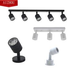Lámparas Led de pared, espejo, luz frontal, mesita de noche, baño, negro, moderno, nuevo diseño, a la moda