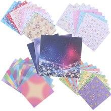 10 упаковок 700 шт креативная квадратная бумага для оригами