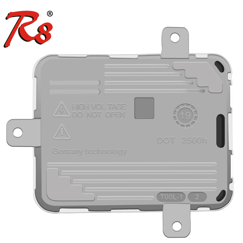 R8 HID Xenon Conversion Kit Spare C5 Ballast 12V 55W Quick Start Converter For Lamps H1 <font><b>H7</b></font> H8 H11 9005 9006 H4 No Interference image