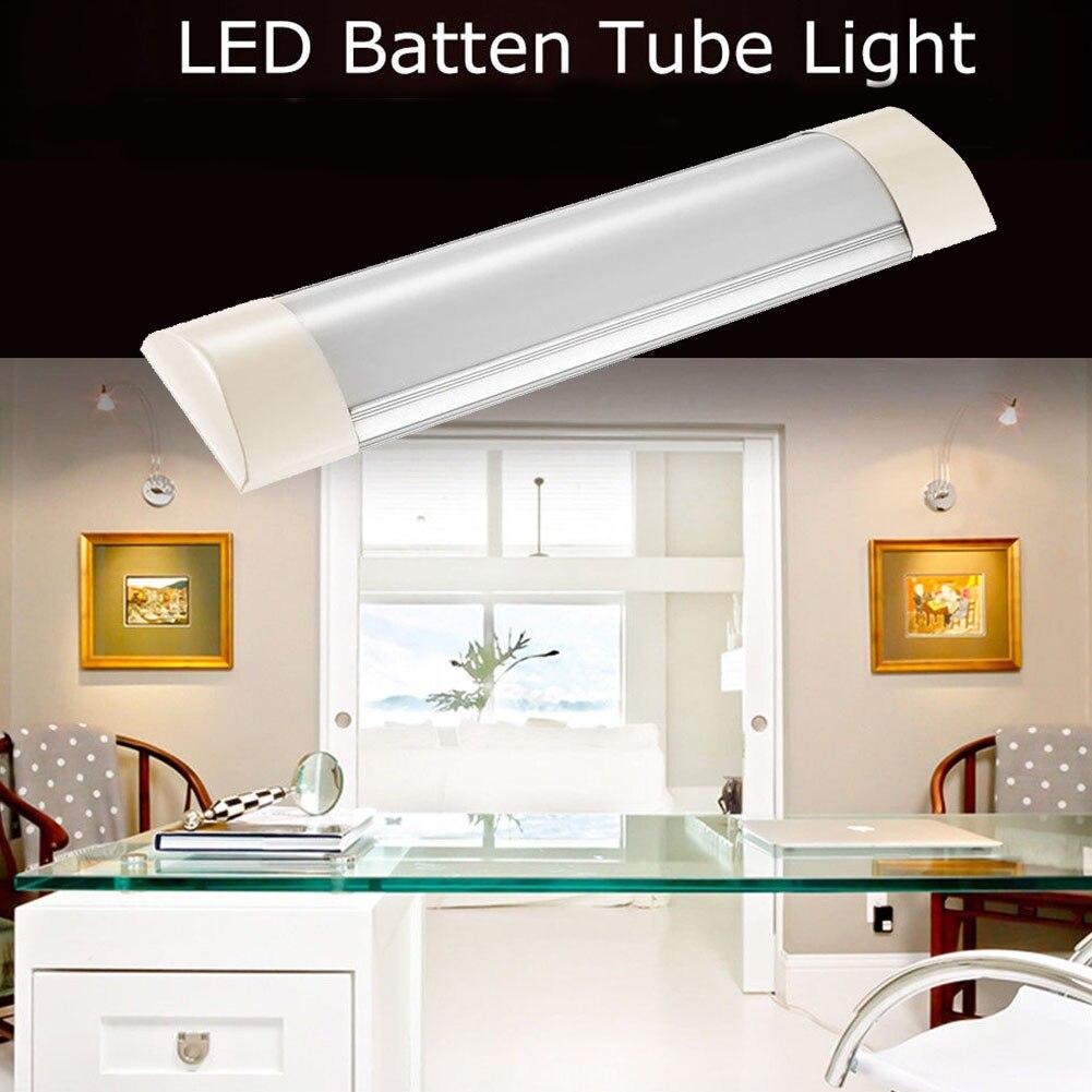 10W Lampe Kronleuchter Latte Licht Büro Integrierte Led Mit Staub Abdeckung Schlauch Garage 1FT Wand Werkstatt Für Schrank