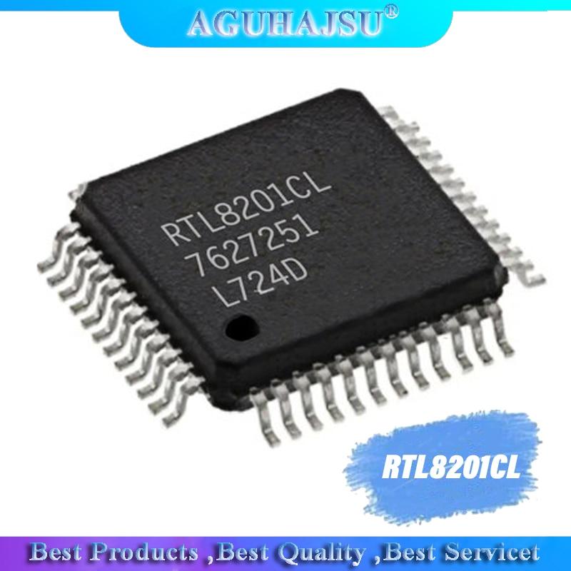 1PCS  RTL8201CL RTL8201BL RTL8201CP QFP-48