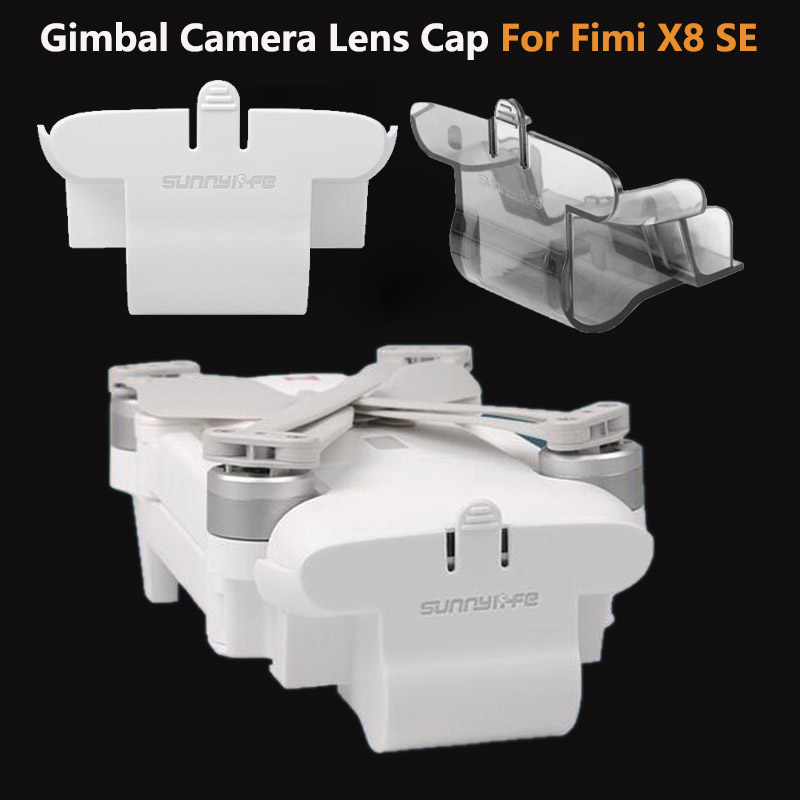 Newest Gimbal Protector Camera Lens Cover Cap for FIMI X8 SE Drone Accessories|Защита пропеллера|   | АлиЭкспресс