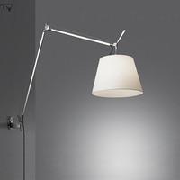 Italy Design Artemide Tolomeo Mega Lampada Swing Arm Wall Lamp Industrial Minimalist Modern Hotel Bedroom Bedside Lamp Studio