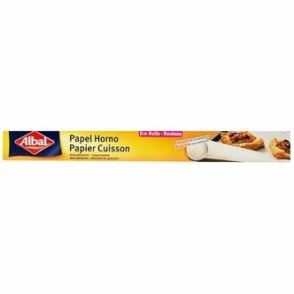 Albal Baking Paper 8+2 Ms 5 Units 100 Ml