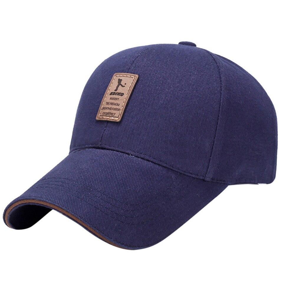 Plain Trucker Bonnets Snapback Hommes Femmes Hip-Hop Ajustable bboy Baseball Cap