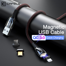 CAFELE Newest Magnetic Micro USB Cable For iPhone Type USB C