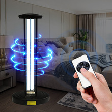 Wall Remote Control 220V Household Smart Sterilization Disinfection Lamp Have Ozone Non-Ozone Ultraviolet