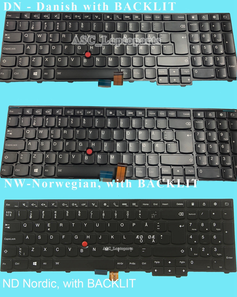 NEW for Lenovo Thinkpad E330 E335 E430 E435 E430c keyboard Swedish Finnish SD