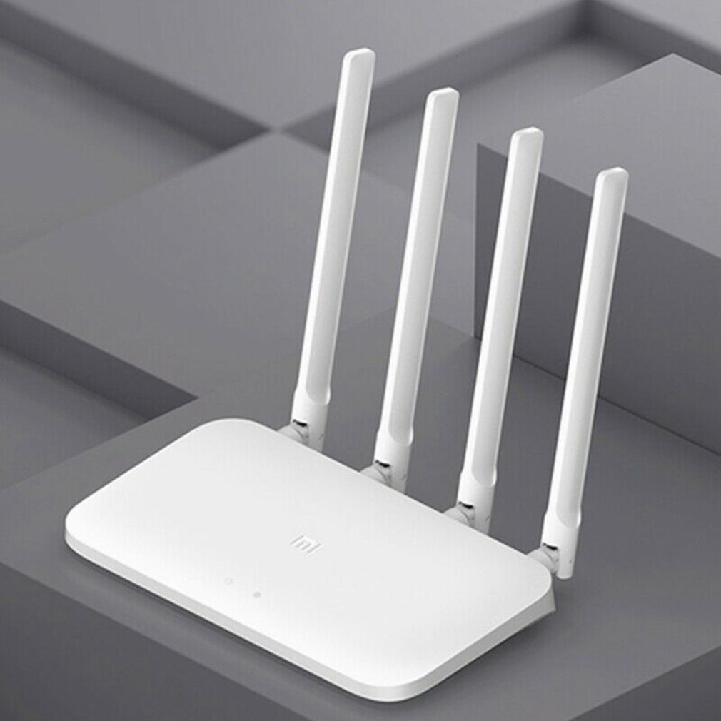 Xiaomi Mi WIFI Router 4C 2.4G/5G 1200Mbps 4 Antennas Smart APP Control Band Wireless Routers Repeater