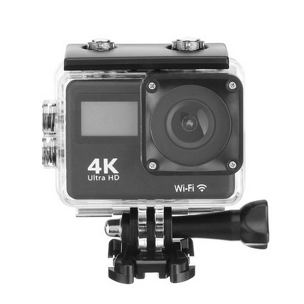 1080P HD Action Camera 4K Touch Screen WiFi Remote Control Sports Video Camcorder 30fps Mini Helmet Waterproof Sports DV Camera