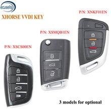 Xhorse (versão em inglês) chave do carro de controle de proximidade inteligente universal-fob para vvdi ferramenta chave, vvdi mini ferramenta chave vvdi2