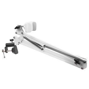 Image 1 - Faltbare Einstellbare Flexible 360 Rotierenden Langen Arme Handy Halter Desktop Bett Faul Halterung Telefon Stehen für iphone Tablet
