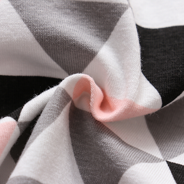 3Pcs Newborn Baby Girl Clothes Set  5