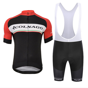 цена на COLNAGO Cycling Jersey Short Sleeve Bike Clothing Summer New Bicycle Wear Set Mtb Road Clothes Maillot Ropa Ciclismo Bib Shorts