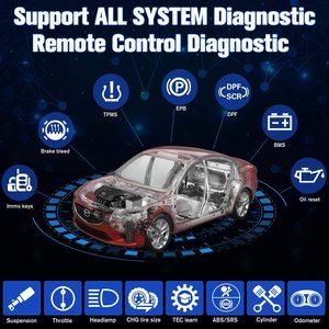 Image 2 - Autel OBD2 Xe Công Cụ Chẩn Đoán Maxisys MS906BT Bluetooth Không Dây Máy Quét Chìa Khóa Mã Hóa Immobiliser Lạnh 1 Đa Nhiệm Thiết Kế