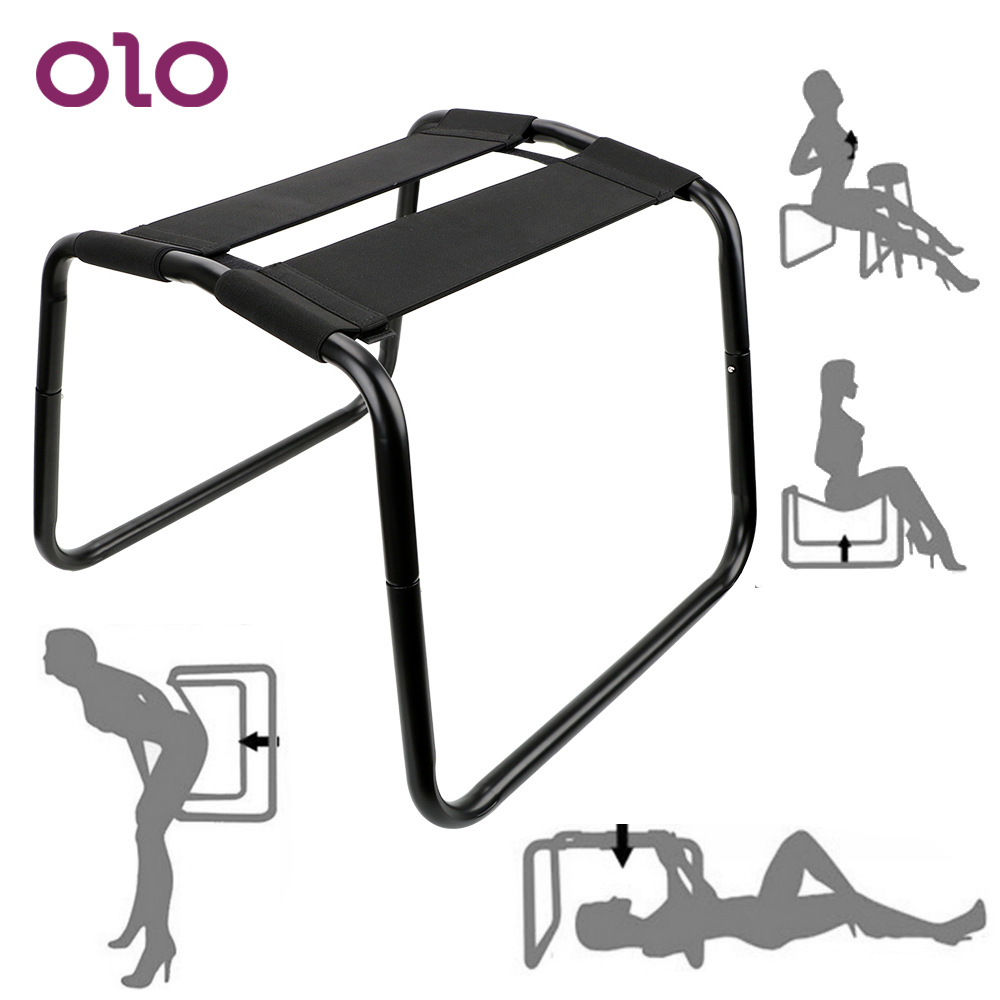 OLO Elastic Sex Chair Add Sex Pleasure Sexual Positions Assistance Chair Sex Furniture Female Masturbation Sex Products|Sex Furniture|   - title=