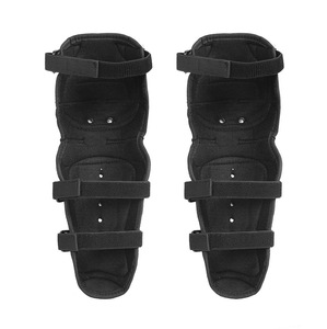 Image 5 - Motorcycle knee pads Stainless Steel Elbow Pad Knee Pad warm knee pads for Motorbike and Sports Game