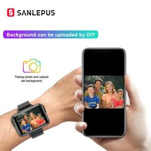 Image 5 - 2021 NEW SANLEPUS Smart Watch Men Women Smartwatch With Wireless Headphones Bluetooth Headphones Earbuds Sport Fitness Bracelet