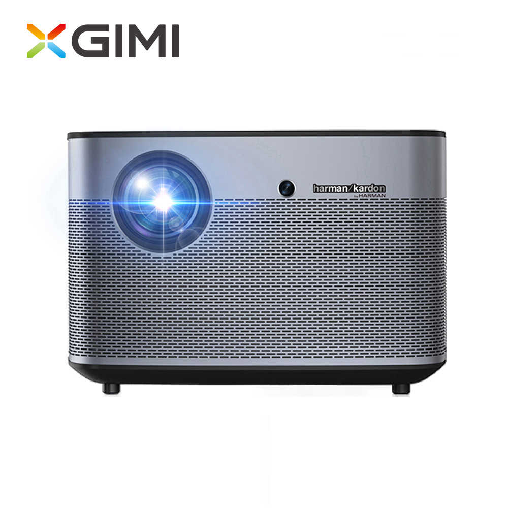 Xgimi H2 Proyektor 1080P Full HD DLP 1350 ANSI Lumens Penopang 4K TV dengan Android WIFI Bluetooth 3D proyektor Home Theater Beamer