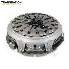 0AM DQ200 DSG 7 Speed Automatic Transmission Dual Clutch New Type Fit For VOLKSWAGEN AUDI Car Accessories Transnation 255810B FX