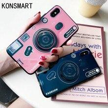 For Huawei Enjoy 10S Case Enjoy 10Plus 3D Camera Silicone Back Cover Enjoy 9S Funda Enjoy 9Plus Soft Phone Case Holder Enjoy 9 enjoy